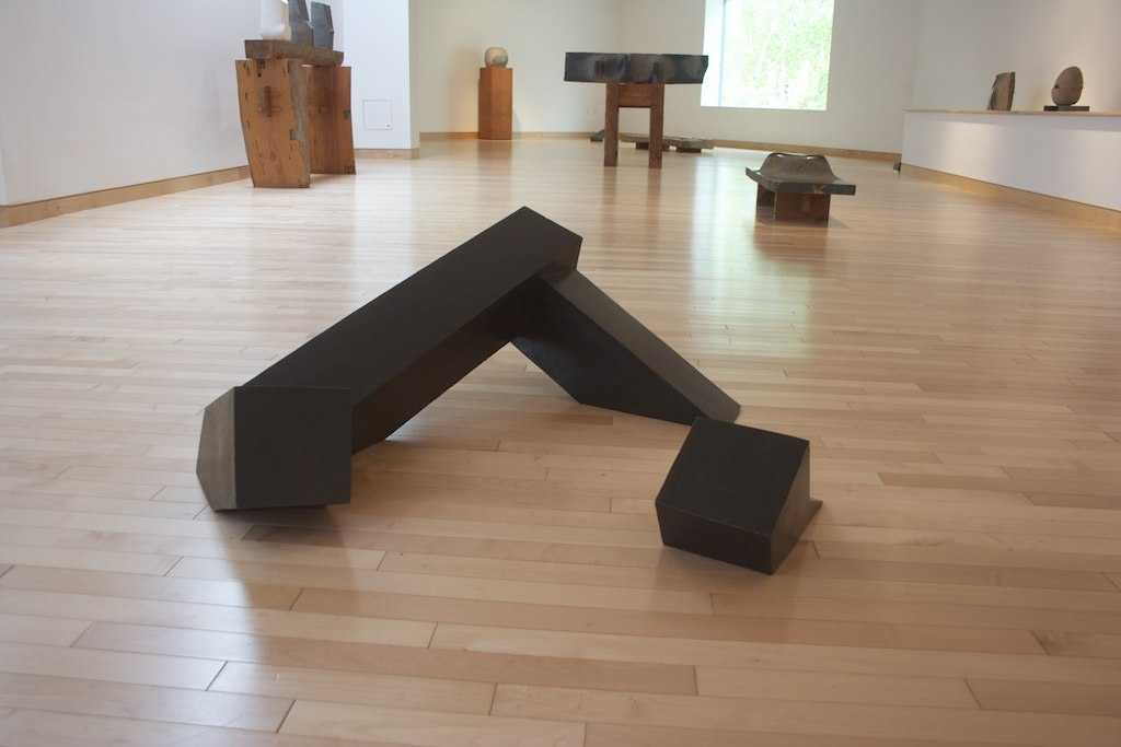 Noguchi Museum Queens New York - interior
